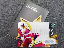 Starbucks Philippines PILIPINAS Card 2017