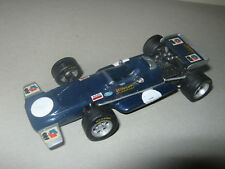 1:43 March Ford 701 J. Stewart 1970 Hifi handbuilt modelcar in showcase