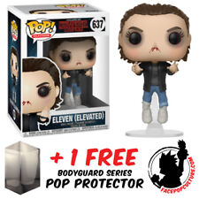 FUNKO POP STRANGER THINGS ELEVEN ELEVATED + FREE POP PROTECTOR