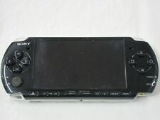 F632 Sony PSP 3000 console Piano Black Handheld system JUNK for parts