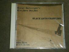 George Cartwright's GloryLand PonyCat Black Ants Crawling (CD, 2003, Innova)