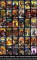 New Avengers (2nd Series) 1-34 + Annual Marvel 2010 Complete Set Run Lot VF/NM