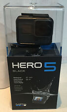 Cámara De Acción GoPro Hero 5 Black Edition 4K HD Wi-Fi 12MP Impermeable Videocámara
