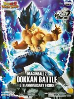 DRAGONBALL Z FIGURE Super Saiyan God Super Saiyan Vegeta BANPRESTO