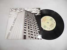 "chelsea high rise living no admission reissue 7"" record oi  punk  new ( last 1 )"