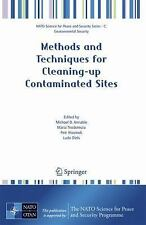 Methods and Techniques for Cleaning-Up Contaminated Sites : Proceedings of...