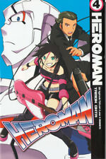 HeroMan Manga Volume 4