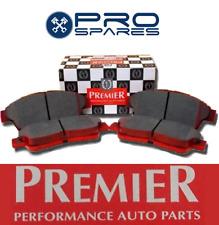 Premier BRAKE PADS Rear suits NISSAN X-Trail T30 T31 & (FWD 1.6TD)T32 - RDB1509