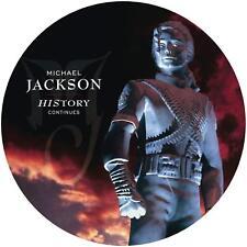 Michael Jackson History Continues 2 LP Picture Vinyl