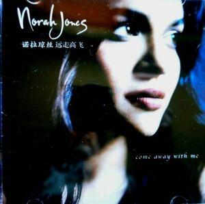 Norah Jones - Come Away With Me, Asian Version, 2 CD Set  -  CD, VG