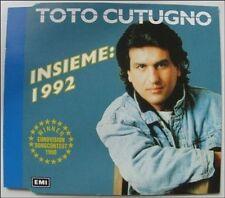 Toto Cutugno Insieme 1992 (Eurovision 1990) [Maxi-CD]