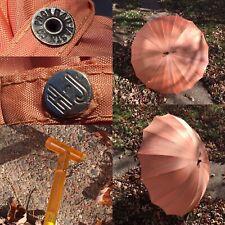 Bakelite Apple Juice Vintage Umbrella Handle Parasol Made In Usa Tested By Hj