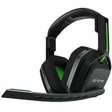 ASTRO Gaming A20 Wireless Headset Mac 5ghz Xbox 1 Headphones GREEN Xbox One PC