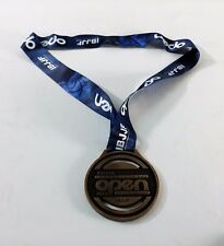 2015 Dallas International Open IBJJF Jiu-Jitsu Championship BRONZE MEDAL Trophy