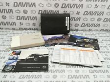 2006 Nissan Navara UK Owner Manual Radio Handbook Service Wallet Booklets Book