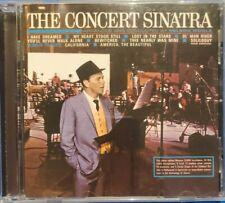 FRANK SINATRA - Concert Sinatra - CD - Original Recording Remastered Extra