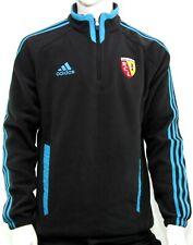 Adidas Racing Herren Fleece Pullover Outdoor Thermo Sweatshirt Hoodie Gr. M / L