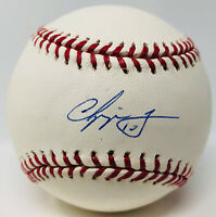 Chipper Jones Signed Baseball Atlanta Braves - MLB Hall of Famer HOF PSA/DNA