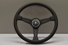 NARDI ND CLASSIC 390MM LeatherBlack Spoke Steering Wheel - 6061.39.2001 IN STOCK