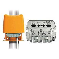 Amplificadores de señal y filtros para TV