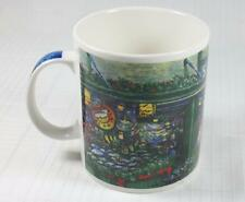 STARBUCKS Coffee Mug Depicting 1st Location at Pike Place Farmers Market Seattle