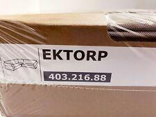 Ikea EKTORP 4-Seat Sectional Corner Sofa (2+2) COVER ONLY Lofallet Beige - RARE