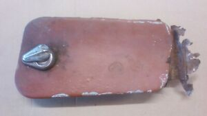 Volvo P1800 Fuel Flap
