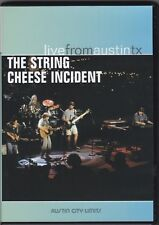 The String Cheese Incident - Live from Austin TX - DVD (Region 1 NTSC)