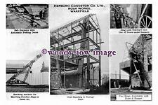 pu0316 - Hepburn Conveyor Co , Rosa Works , Wakefield , Yorkshire - photograph