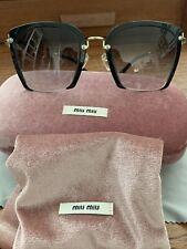 Neues AngebotMIU MIU Sonnenbrille, Neu