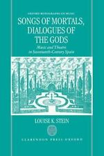 Songs of Mortals, Dialogues of the Gods: Music and Theatre in-ExLibrary