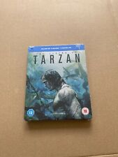 THE LEGEND OF TARZAN (3D + Blue ray) NEW AND SEALED