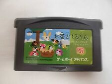 GBA -- Ochaken Kururin -- Can data save! Game Boy Advance, JAPAN Nintendo. 42162