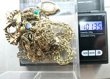 All Gold Filled Scrap Jewelry 1/10 1/20 10K 12K 14K GF 101.3 Grams Melt Lot #5