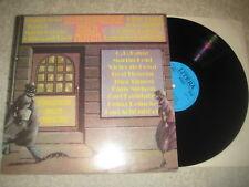 Seitensprünge nach Noten - Schauspieler singen Chansons   Vinyl  LP Litera