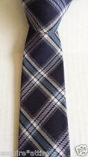 DKNY Slim Men Dress Tie (wool with silk)