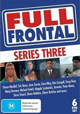 FULL FRONTAL - SERIES 3 (6 DVD SET) BRAND NEW!!! SEALED!!!