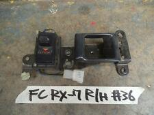 Mazda RX-7 FC S4/5 Savanna 13BT Factory Interior Door Handle. RHS. #36