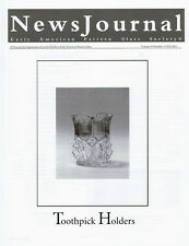 Early American Pattern Glass Society NewsJournal 8-3