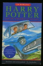 Rowling, JK: Harry Potter and the Chamber of Secrets PB Canadian 1st thus (1998)
