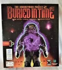 The Journeyman Project 2: Buried in Time & 3 Legacy of Time