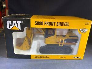 F8-71 CATERPILLAR CAT 5080 FRONT SHOVEL EXCAVATOR - 1:50 SCALE DIE-CAST - NIB