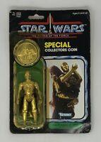 Star Wars POTF C-3PO 1984 action figure
