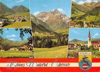 GG7985 kleines walsertal austria baad riezlern  mittelberg    austria