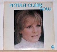 Petula Clark - Now - Original 1972 LP Record Album - Vinyl Excellent