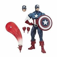 MARVEL Captain America 6inch Figure Marvel Legend Series 80th Anniversary Hasbro