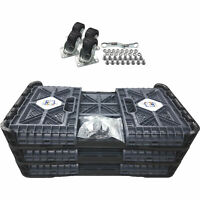 BIG ANT Collapsible Smart Crate 23.8-Gallon 265-lb Capacity 29inLx17inWx11.5inH