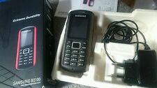 Samsung  Xplorer GT-B2100 Schwarz/grau (Ohne Simlock) Staub und Wasserdicht!!