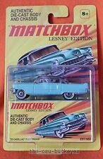 2011 Matchbox Lesney Edition '55 Cadillac Fleetwood Mint Green Combine Shipping