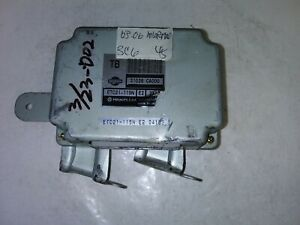 2003-2006 Nissan Murano tcm transmission computer module 31036 CA000